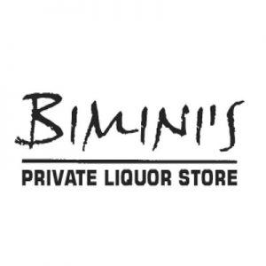 Biminis private liqour store