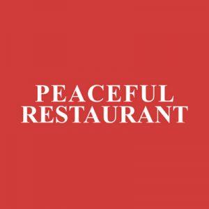 Peaceful Restaurant